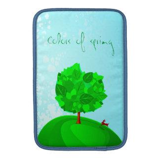 Farben des Frühlinges, Macbook Hülse Sleeves Fürs MacBook Air