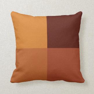 Farben des Herbstes Kissen