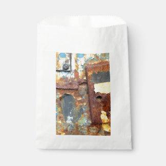 Farben des Rosts 01.ob.1, ROSTart Geschenktütchen