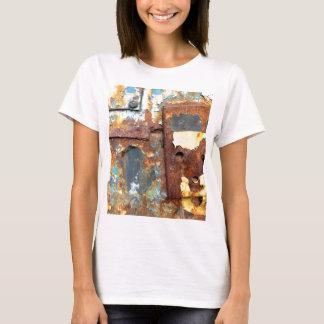 Farben des Rosts 01.ob.1, ROSTart T-Shirt