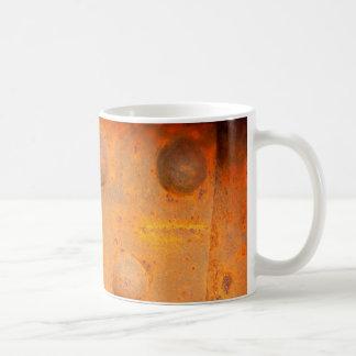 Farben des Rosts 02/Rust-Art Kaffeetasse