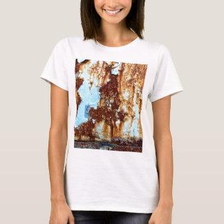 Farben des Rosts/der Rost-Kunst T-Shirt