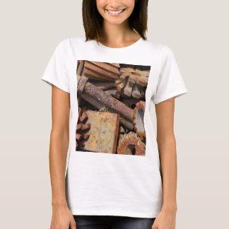 Farben des Rosts/des ROSTart T-Shirt