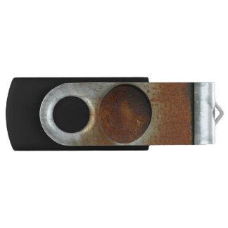 Farben des Rosts Ob1.01, Rost-Kunst USB Stick