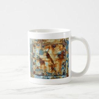 Farben des Rosts Ob3.0, Rost-Kunst Kaffeetasse
