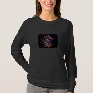 Farben im Nachthimmel-Shirt T-Shirt