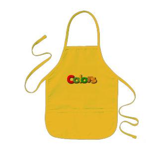 Farben Kinderschürze