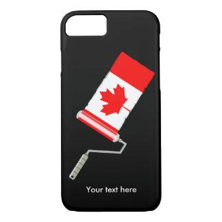 Farben-Rolle Kanada iPhone 8/7 Hülle
