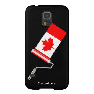 Farben-Rolle Kanada Samsung Galaxy S5 Cover