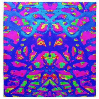 Farben Serviette