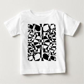 färben Sie blindes Gegenteil Baby T-shirt
