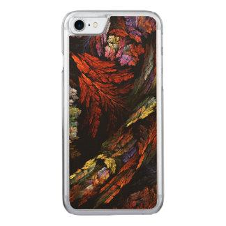Färben Sie Harmonie-abstrakte Kunst Carved iPhone 8/7 Hülle