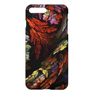 Färben Sie Harmonie-abstrakte Kunst Matt iPhone 8 Plus/7 Plus Hülle