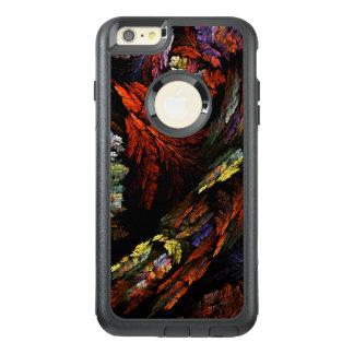 Färben Sie Harmonie-abstrakten Kunst-Pendler OtterBox iPhone 6/6s Plus Hülle