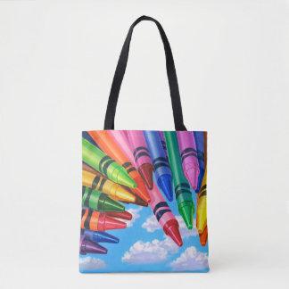 Färben Sie Ihre Welt Tasche