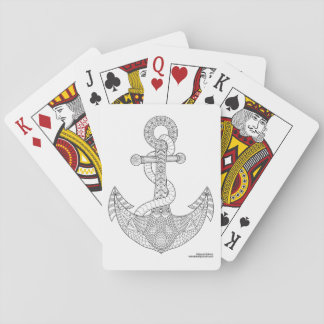 Färben Sie mich Spielkarten