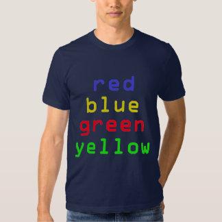 Farben T-Shirts