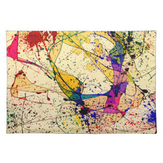 """Farben-Tischsets 20"""" x 14"""" Tischset"""