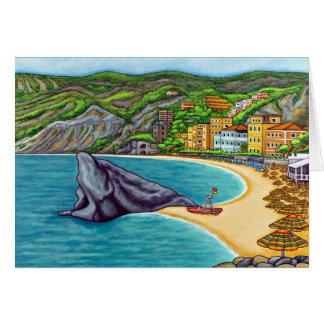 Farben von Monterosso Karte