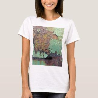 Farben von Rust_715, Rost-Kunst T-Shirt
