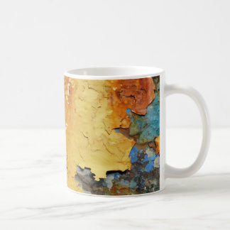 Farben von Rust_894, Rost-Kunst Kaffeetasse