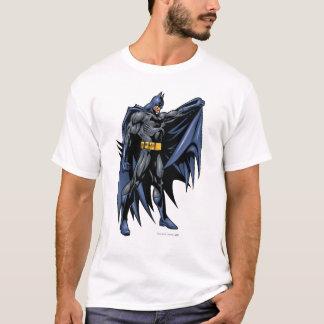 Farbenreiche Seite Batmans T-Shirt