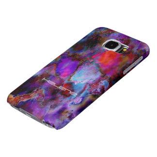 Farbenreicher Samsung Galaxiekasten Helene