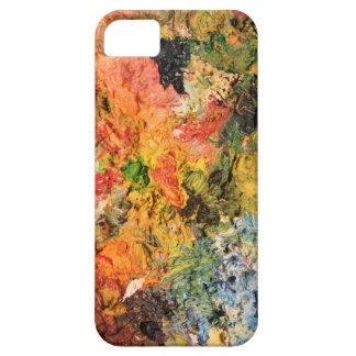 Farbexplosion iPhone 5 Etui