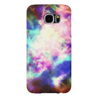 Farbexplosion iPhone 6 Fall