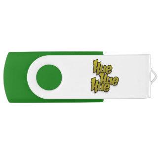 """Farbfarbfarbe"" USB-Blitz-Antrieb USB Stick"