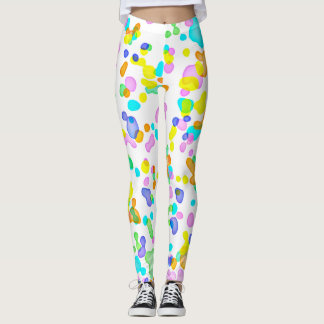 Farbflecken Leggings