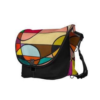 Farbgalaxie Kurier Taschen