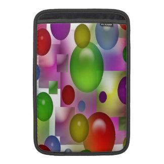 Farbige Bälle MacBook Sleeve