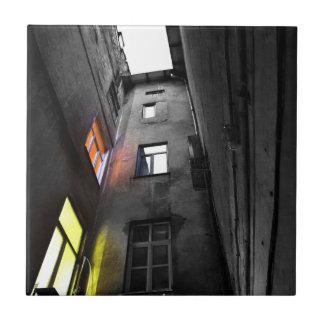 Farbige Fenster Fliese