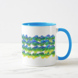 Farbige Kiesel-Tasse Tasse