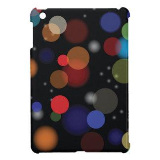 Farbige Lichter iPad Mini Hülle