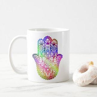Farbige Meditation 15 Kaffeetasse