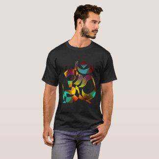 Farbige Meditation 8 T-Shirt