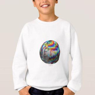 Farbiger Krawatte gefärbter Ball Sweatshirt