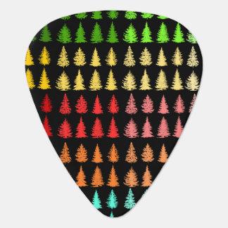 Farbiges Baum-Plektrum Plektron