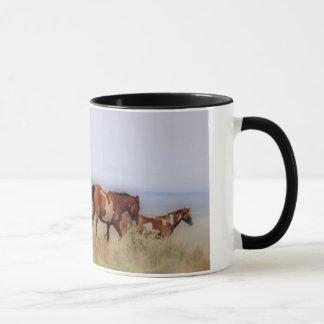 Farbiges wildes… frei gemalt tasse