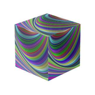 Farbkurven Würfel