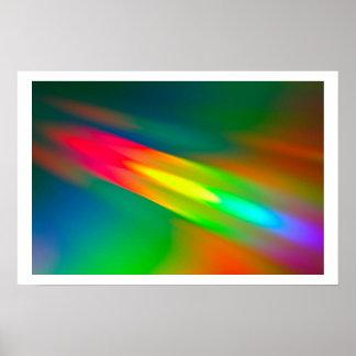 Farbspektrum Poster