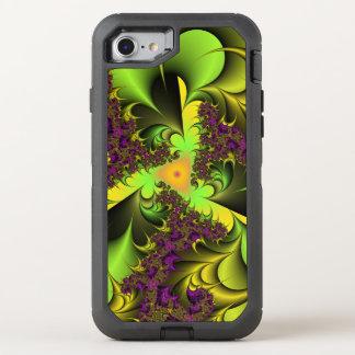 färbt fantasie OtterBox defender iPhone 8/7 hülle