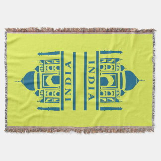 FarbWurfsdecke INDIENS kundenspezifische Decke