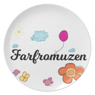 FarFrom Usen Logo Melaminteller
