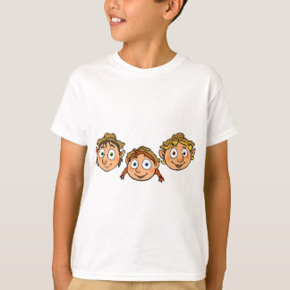 Farm Friends/ Three little Elves/ Wichtel T-Shirt