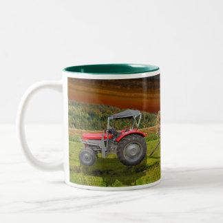 Farming Zweifarbige Tasse