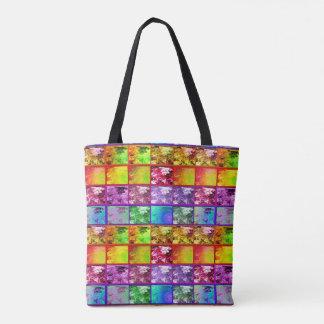 Farn-künstlerische Foto-Reihen-Taschen-Tasche Tasche