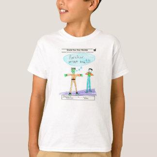 Farnker wollen Gehirn!!! T-Shirt